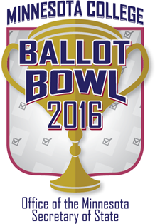 college ballot bowl logo